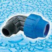 Коляно за полиетилен тръби